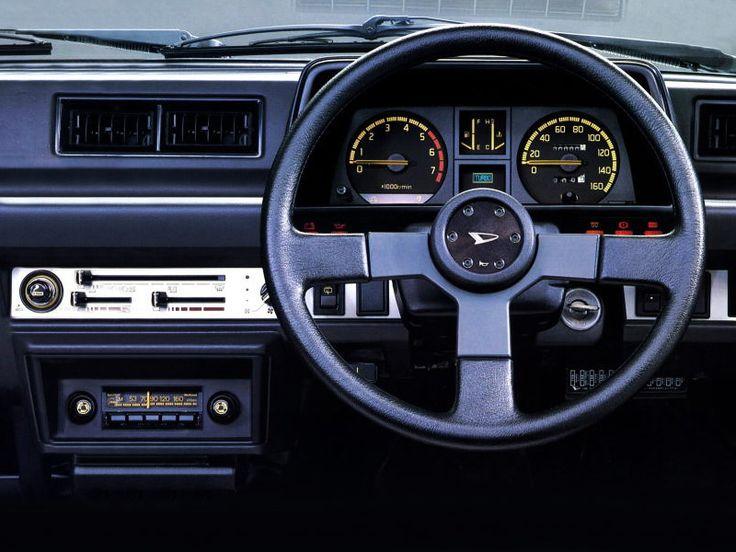 1985 Daihatsu Charade Turbo
