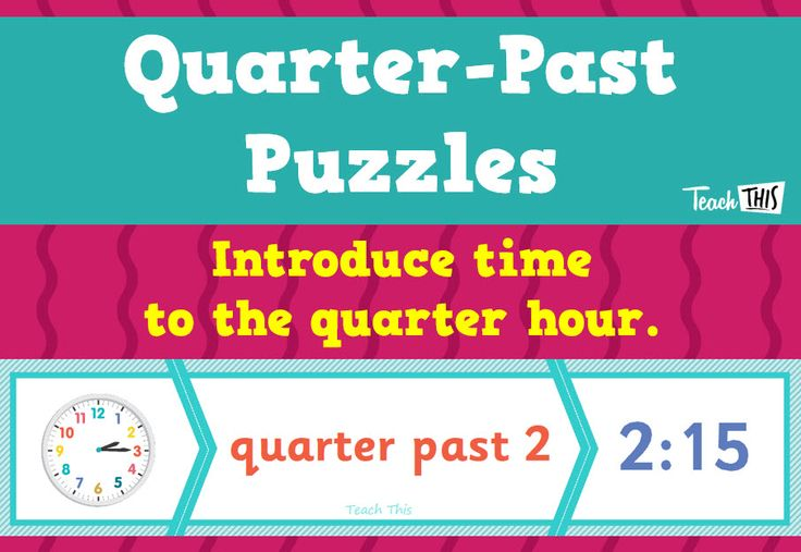 58 best Time images on Pinterest | Classroom games, Resources for ...