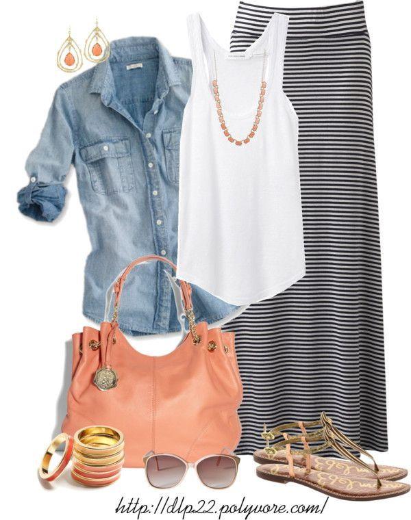 Façons de porter le denim cet été   – Fashion