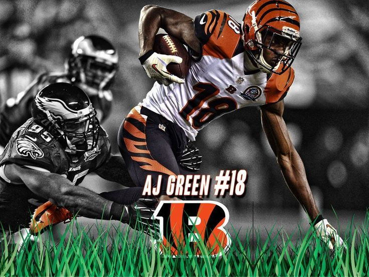 45 Nfl Football Players Wallpaper On Wallpapersafari: 45 Best AJ Green Images On Pinterest