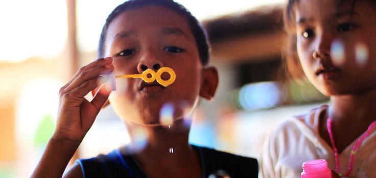 Campaign against orphanage tourism builds.