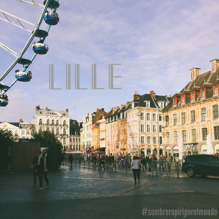 Mañana en Lille featuring sombrero