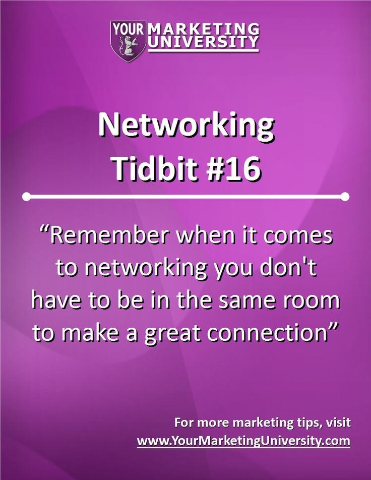 10 best Networking Tidbits images on Pinterest | Business networking ...