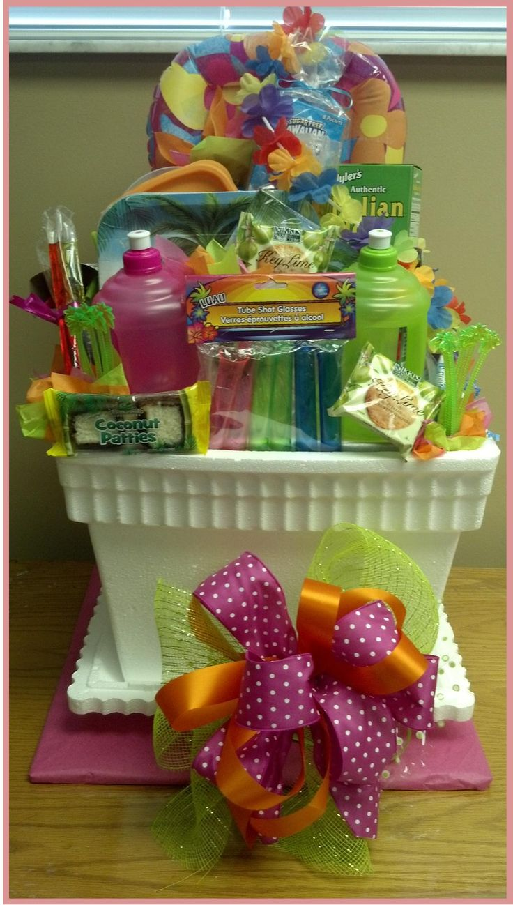 16 best fun in the sun images on pinterest easter ideas beach order your custom basket at plaudits fundraiser raffle ideasfundraising negle Image collections