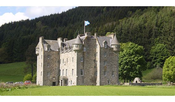 scottish castles and gardens, Private tours Scotland, Scottish guided tours