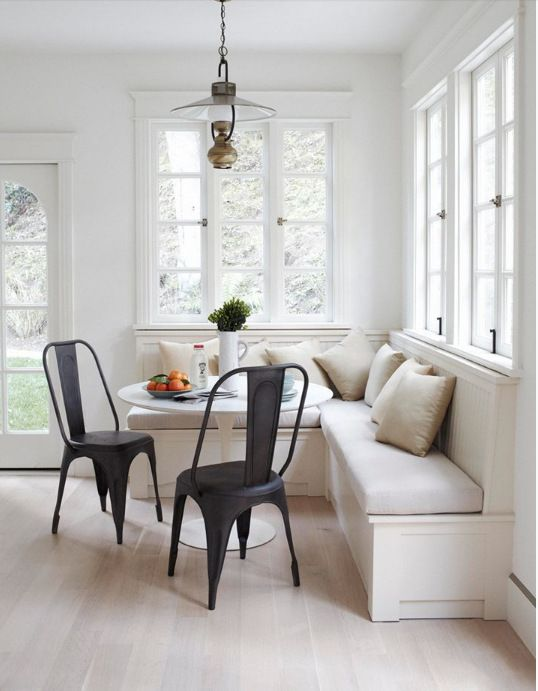 103 best images about paint wood love at first sight on pinterest old master miss - Where to buy kitchen banquette ...