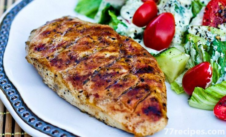 Easy-Grilled-Chicken