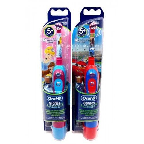 Cepillos de dientes manuales de Oral-B