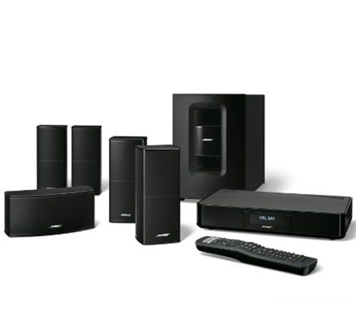 New Home Theater 5.1 Surround Sound System CineMate 520 Entertainment Center  #HomeTheaterSystemWiththeCineMate520homethea