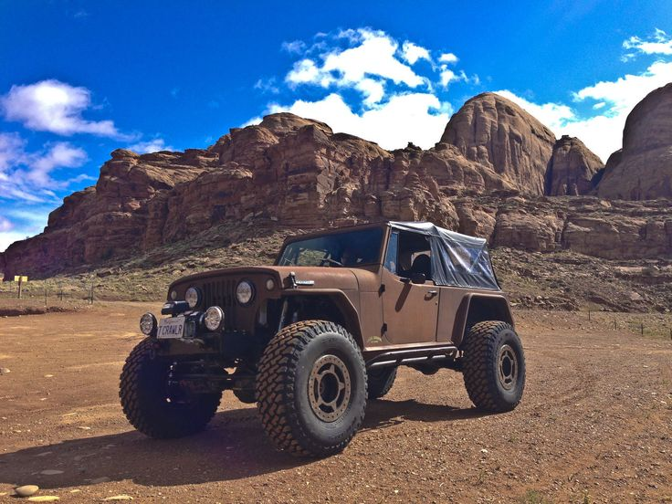 1142 Best Images About Jeepster Commando On Pinterest