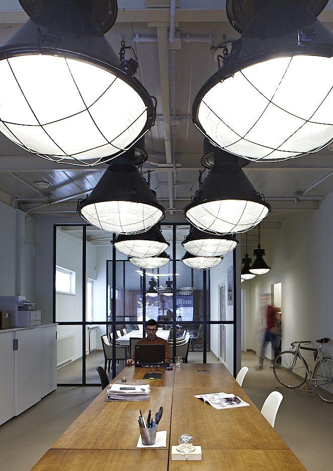 #loft #industrial #office #bbhome #polska #biuro