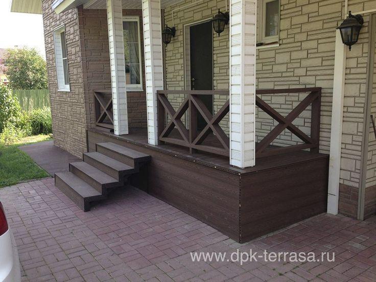 Древесно-полимерный композит (ДПК), декинг, композитная террасная доска, садовый паркет из дпк. Производители дпк в Москве.