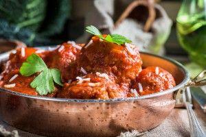 Мясные шарики в духовке - Рецепты. Кулинарные рецепты блюд с фото - рецепты салатов, первые и вторые блюда, рецепты выпечки, десерты и закуски - IVONA - bigmir)net - IVONA bigmir)net