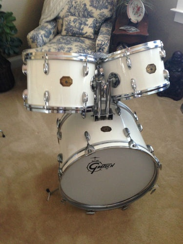 Gretch 1977 Studio 4 Piece Drum Set RARE | eBay