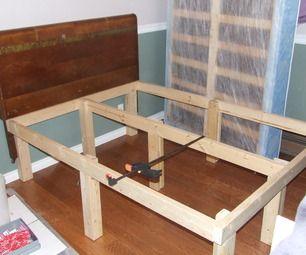 Best 25+ Bed frame storage ideas on Pinterest | Diy bed