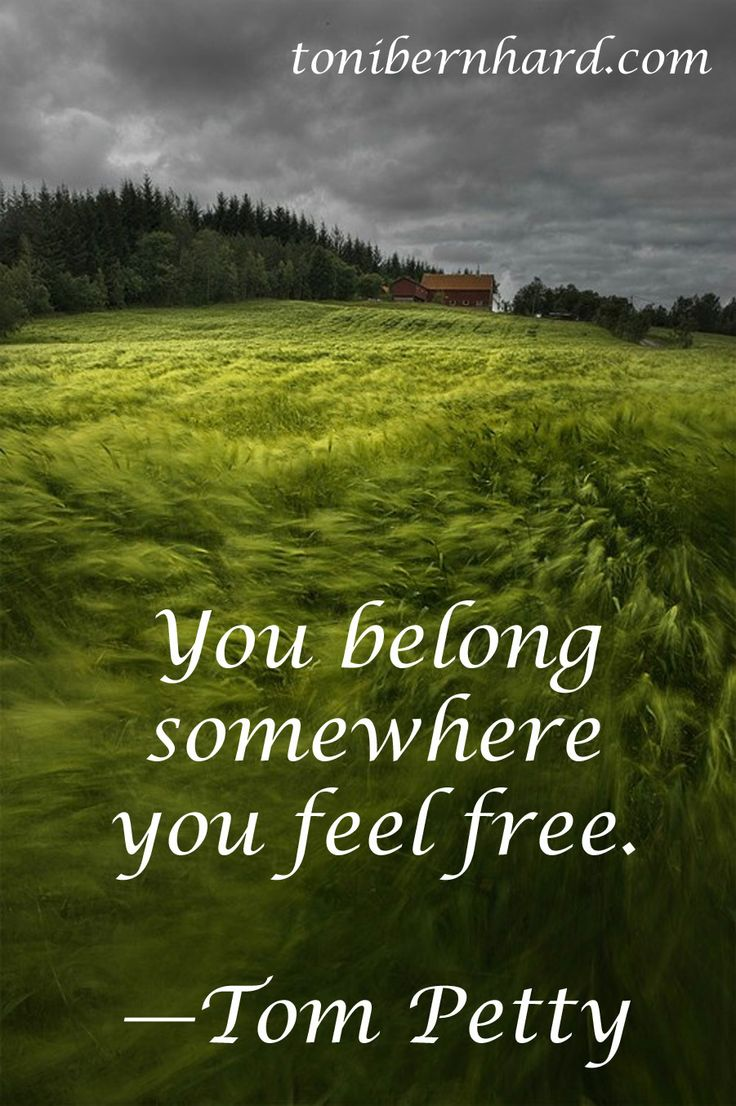 Everyone belongs somewhere <3 #recovery #support #inspiration
