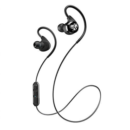 JLab Epic Bluetooth 4.0 Wireless Sports Earbuds with 10 Hour Battery and IPX4 Waterproof Rating, Black JLAB http://smile.amazon.com/dp/B00PVRI0OK/ref=cm_sw_r_pi_dp_6OLOwb0TGTFQH
