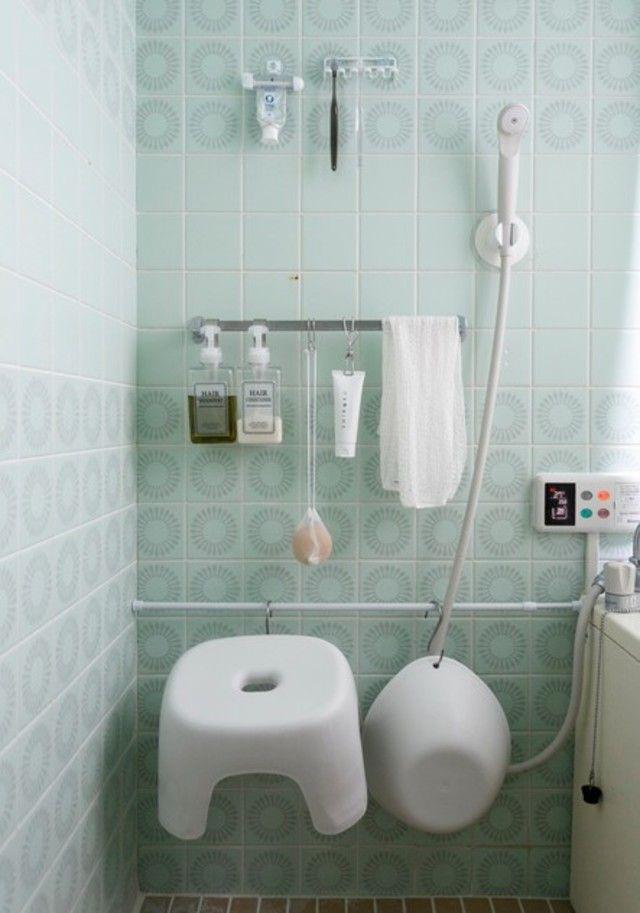 洗面所がスッキリ 賃貸でもできる模様替えテク 浴室 インテリア