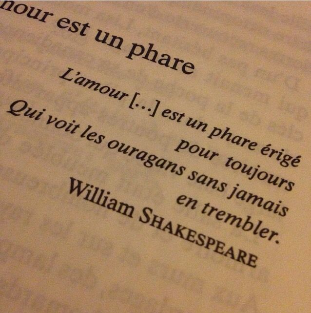 Citations Sur L'Amour Shakespeare