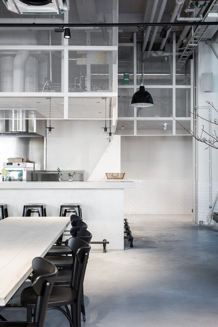 Usine – A New Restaurant by Richard Lindvall