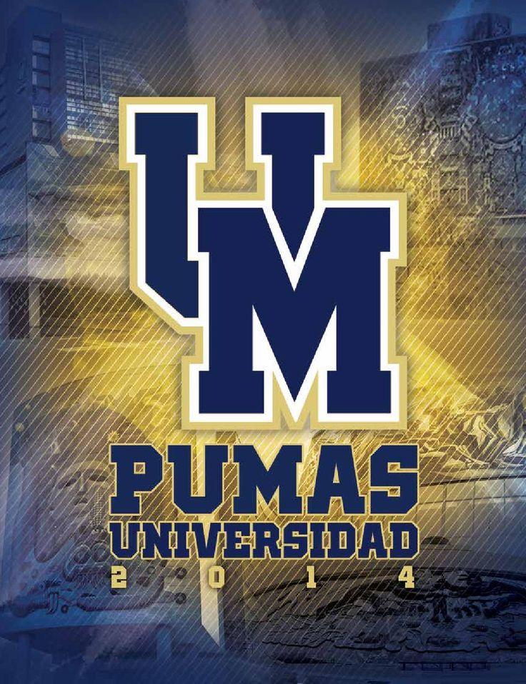Anuario 2014 web  Anuario del equipo de Futbol Americano, Pumas Universidad 2014  #anuario #book #football #pumas #cu #unam #sports