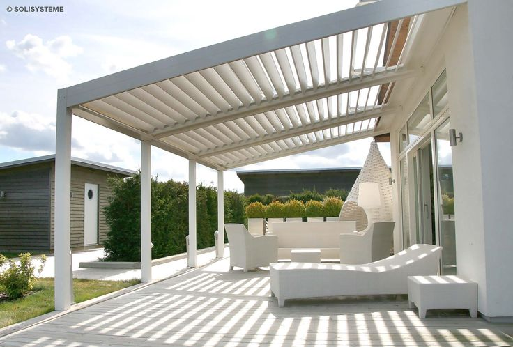 22 best pergola alu bioclimatique lames orientables images on pinterest decks pergolas and. Black Bedroom Furniture Sets. Home Design Ideas
