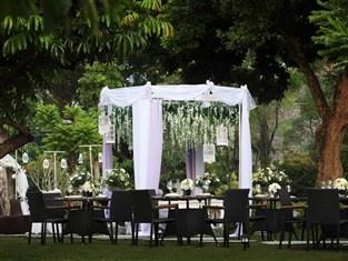 Royal Ambarrukmo Yogyakarta - Garden Wedding