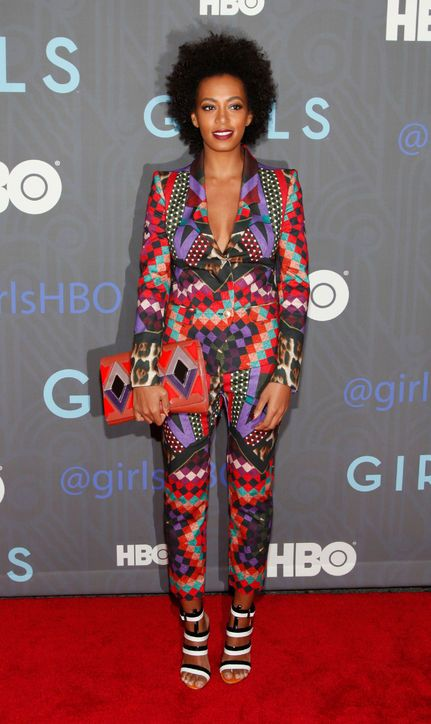 """This Week's Style Icon Was A """"Prints Princess"""", But Today, We ...                                                                                                                                                      More"""