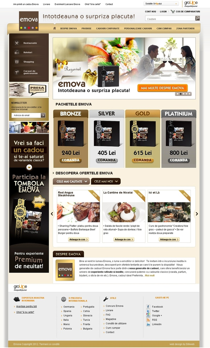 emova.ro magazin online cadouri corporate