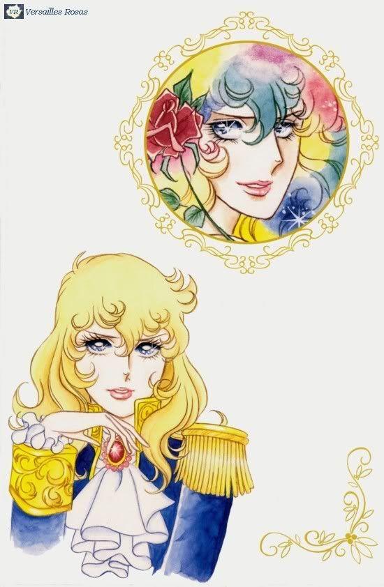 Art - rose of Versailles