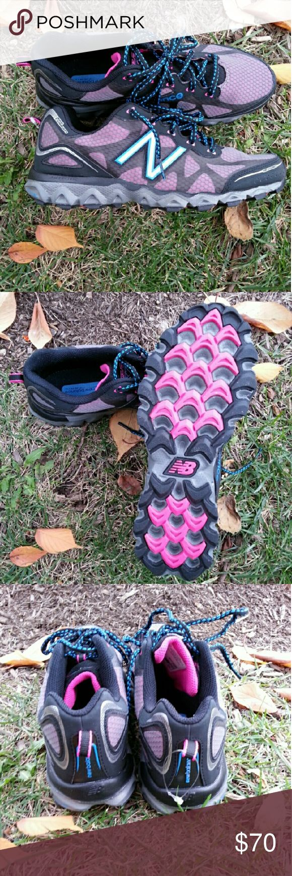 💢FIRM💢New Balance All Terrain Trail Sneakers Brand New  WHEN YOU ARE MAKING AN OFFER PLEASE REMEMBER POSHMARK TAKES 20% New Balance Shoes Sneakers