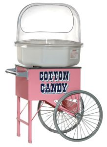 Gold Medal 3149 Pinkie Floss Cart for Cotton Candy Machine