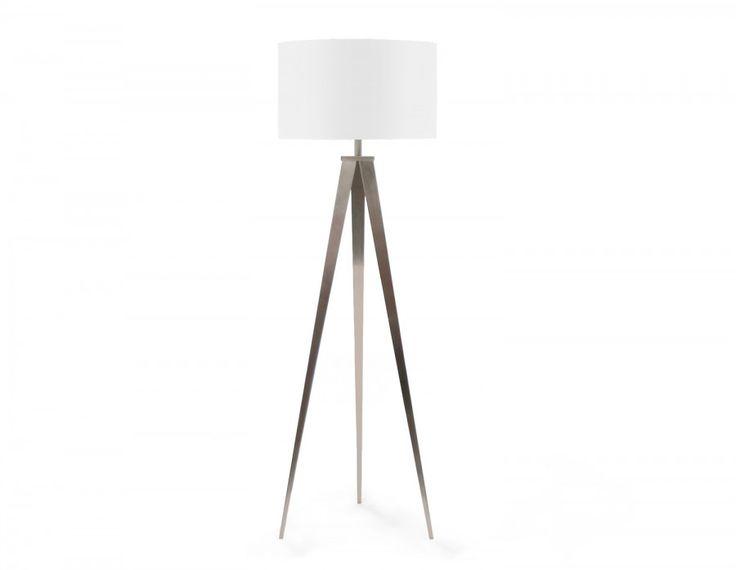 Tripod Floor Lamp 160cm Height White Floor Lamp