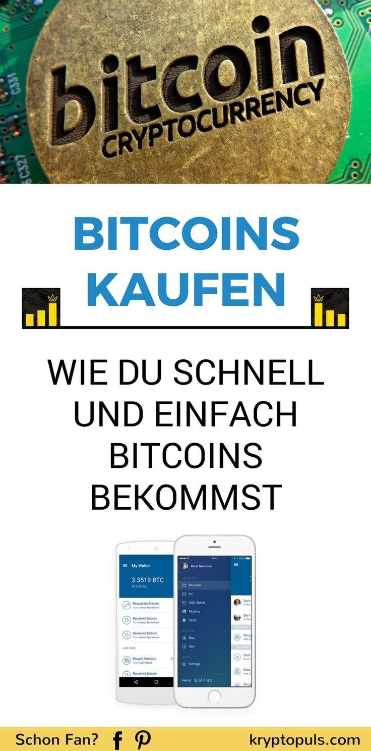 Wie Bitcoin Kaufen Und Verkaufen