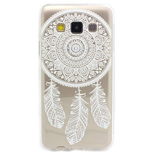 jiaxiufen tpu coque pour samsung galaxy a3 silicone tui housse protecteur henna ojibwe. Black Bedroom Furniture Sets. Home Design Ideas