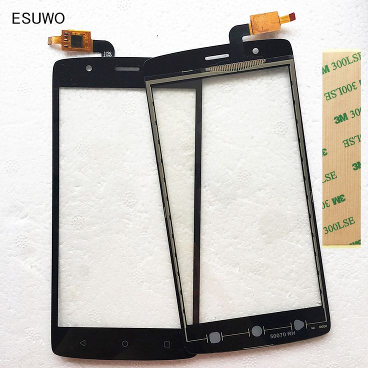 """ESUWO 5.0"""" Digitizer Touch Screen For Fly Cirrus 3 FS506 FS 506 Touch Screen Panel Front Glass Touchscreen  #Affiliate"""