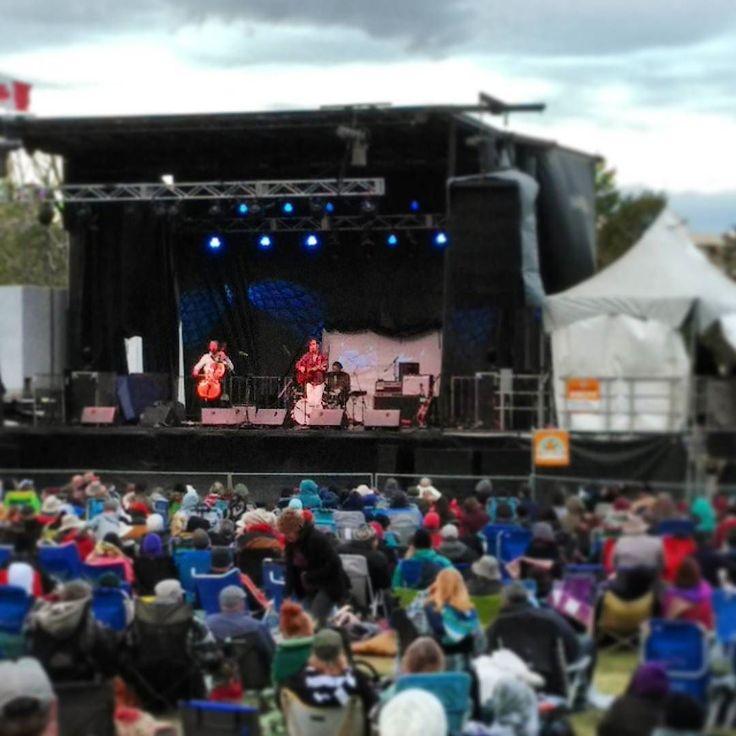 Tall Heights on main stage at Bear Creek Folk Festival!  #BCFF #BCFF17 #GPAB