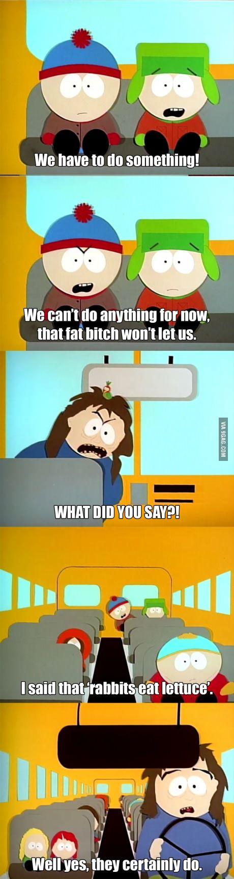 Classic South Park