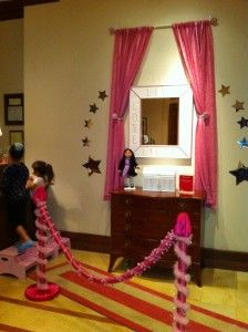 REVIEW: Had a great time at the Marriott with the American Girl Store Weekend Package! We stayed in Atlanta, GA, but other locations have packages as well! :)