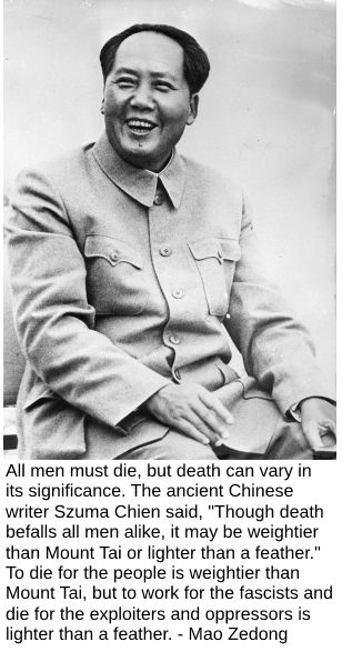 The front page of /r/socialism literally features a quote from Mao Zedong. Yes the communist dictator who killed 78 million people. Great folks we're dealing with here.. follow @dquocbuu like and repin it if you love it