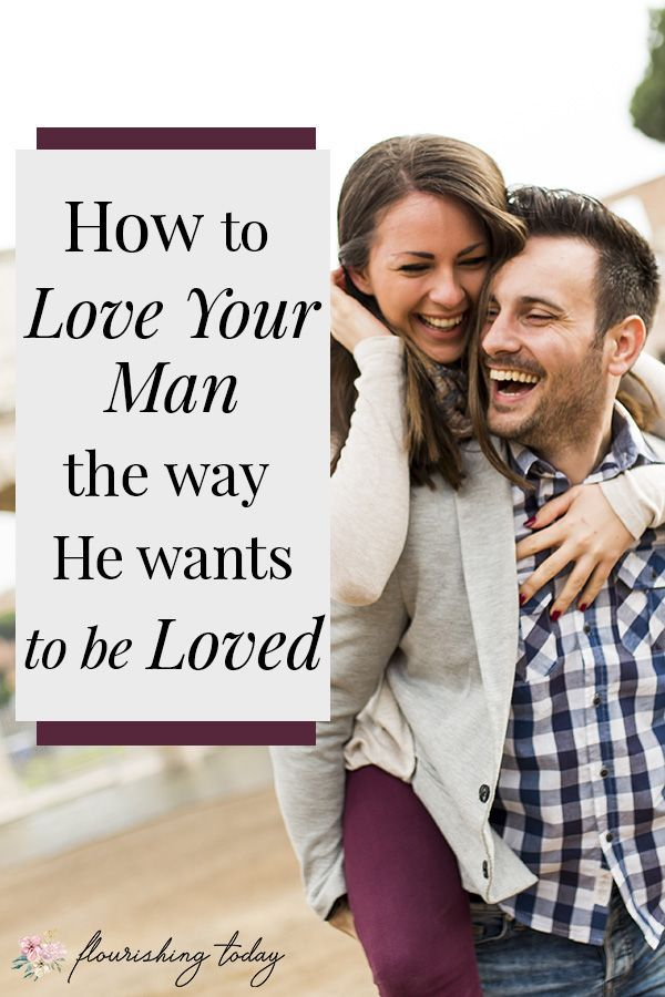 Easy methods to Love Your Husband (the best way he desires to be beloved!)
