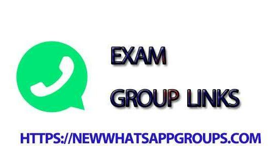 Join Latest New Study Exam WhatsApp Group Link | Whatsapp Group