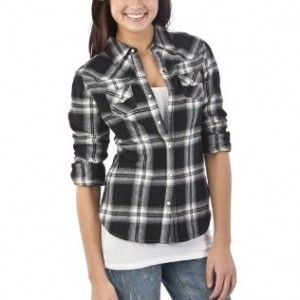 Target Mossimo Supply Co. Juniors Flannel Shirt. Ugh want this shirt but cant find it! :(