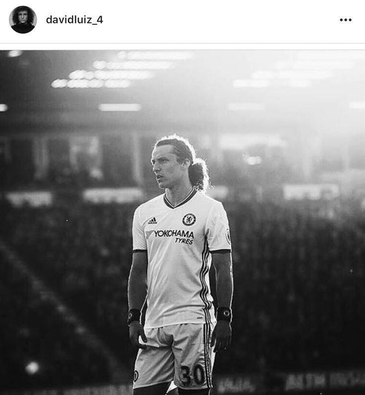 David Luiz dreamy