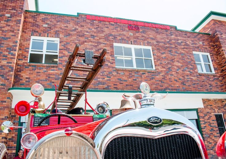 The Old Redcliffe Fire Station opening