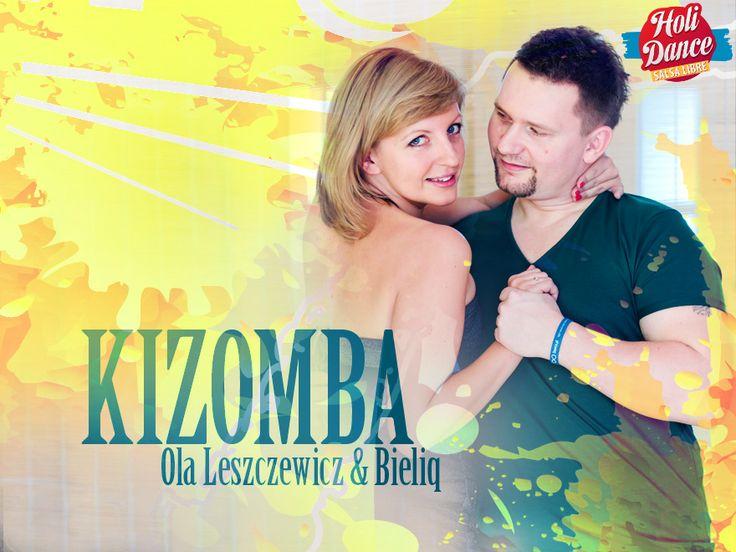 BREAKING NEWS! Kizomba od podstaw nauczana przez pionierów tego tańca w Polsce: Olę Leszczewicz i Maćka 'Bieliqa' Bielińskiego! Zapraszamy na intensywny kurs w ramach cyklu HoliDance - zajęcia codziennie od 18:00 do 19:00 od poniedziałku 22.08 do piątku na Miedzianej 11. http://www.salsalibre.pl/news/209913/holidance-kizomba-w-pigulce-by-ola-bieliq