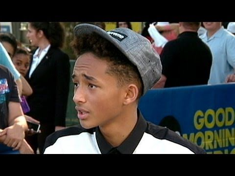▶ Will Smith's Son Jaden Smith's Twitter Rant Calls for Everybody to Drop Out of School - YouTube -  'School is the tool to brainwash the youth'