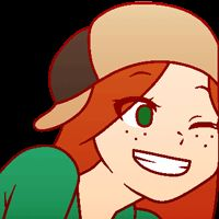 Gravity Falls Icon: Wendy by Mikeinel