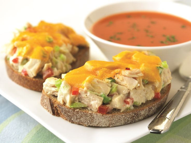 Make Life Easy with this Tuna Melt recipe! LIKE us at https://www.facebook.com/goldseal  #PinToWin #NoDrainer #MakeLifeEasy