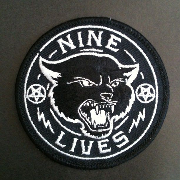 Nine Lives Patch